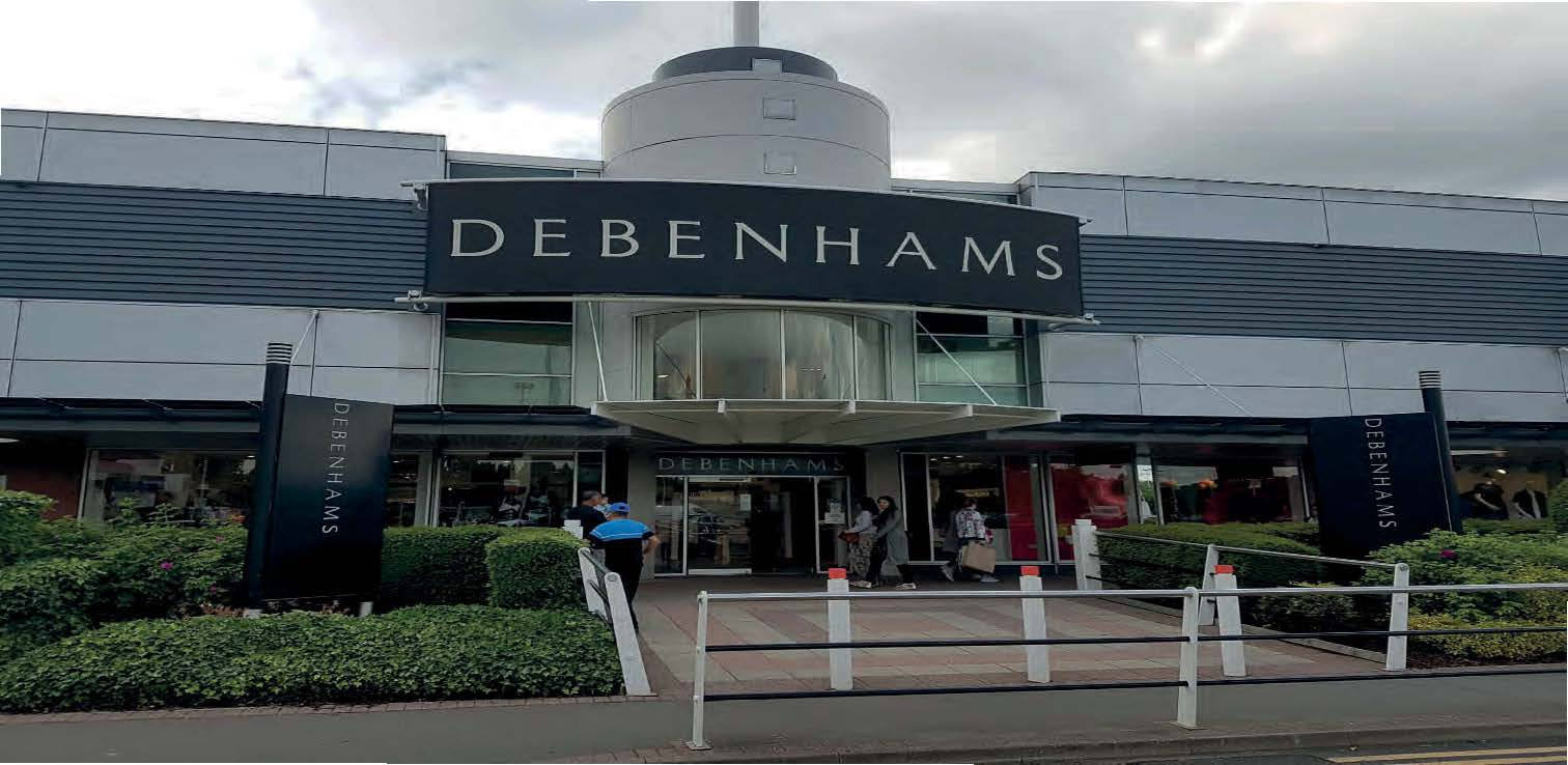 Birmingham The Fort – Debenhams