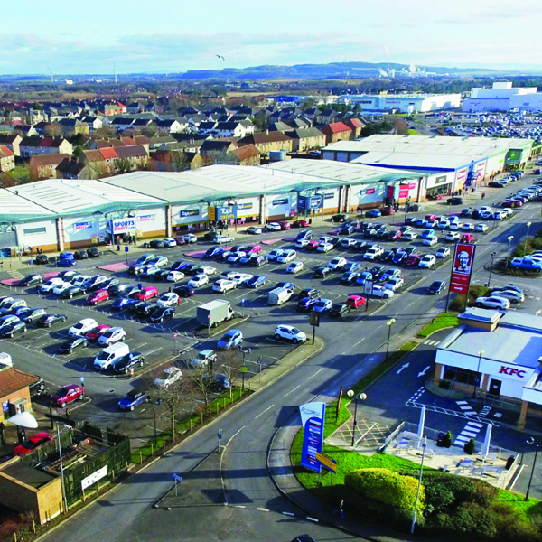 Riverway Retail Park 2